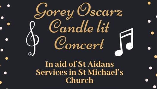 Gorey Oscarz Candle Lit Concert