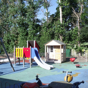 Playground at St. Aidan's Services