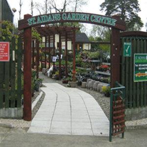 Garden Centre, St. Aidan's Services